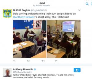 english-tweet