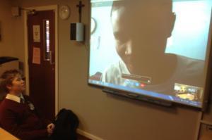 Skype call 4